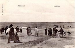Trouville  -  La Plage - Trouville