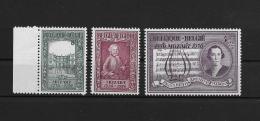 Belgique - 1956- Bicentenaire De La Naissance De Mozart, ** - Ongebruikt