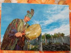Russia. Altai. Tuva. Shamanistic Ritual Of Kamlanie - Pagan Belief - Russia