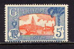 GUADELOUPE - 120* - PORT DE POINTE A PITRE - Guadeloupe (1884-1947)