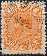 Stamp Brazil 1884 10r Lot12 - Brazil