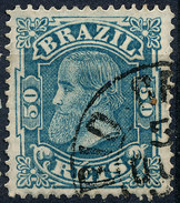Stamp Brazil 1884 50r Lot#26 - Oblitérés