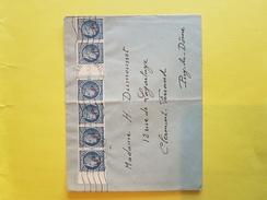 LSC 1949 De TARBES à CLERMONT FERRAND YT 791 (REF 11) - Marcophilie (Lettres)