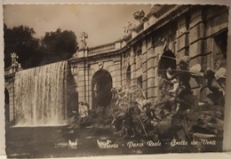 CASERTA - PARCO REALE - GROTTA DEI VENTI - Royal Park - Caserta