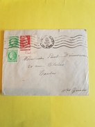 LSC 1948 Pour TARBES  YT 721A Coin Daté Et YT 680  (REF 16) - Postmark Collection (Covers)