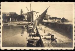 Photo Cp Sainte Maxime Var, Le Port, Segelboote Im Hafen, Anlegestelle - Autres Communes