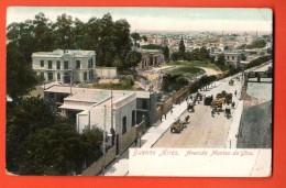 IAL-19  Buenos Aires Avenida Montes De Oca . Used To Francia - Argentine