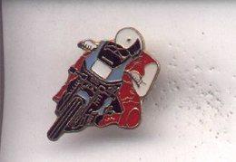 Pin Motorista Tomando Una Curva. Ref. 13-motos11 - Motos