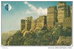 YEMEN(Autelca) - Shibam(160 Units), Used - Yemen