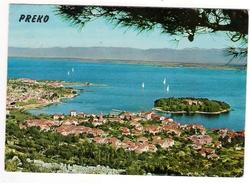 Island PREKO , Croatia / Traveled  1971 PC, Foto OZEHA 4337 - Croatie