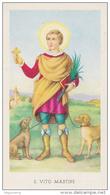 SANTINO - Holy Card - Image Pieuse - San Vito Martire - Images Religieuses