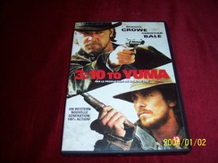 3.10 TO YUMA   AVEC RUSSELL CROWE  °° PROMO  5 DVD ° POUR 10 EUROS ° AUX CHOIX - Western/ Cowboy