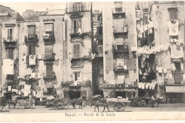 NAPOLI  Santa Lucia -   - Unused TTBE - Napoli