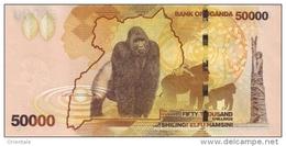 UGANDA P. 54b 50000 S 2013 UNC - Uganda
