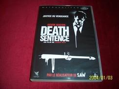 DEATH SENTENCE   AVEC KEVIN BACON °  PROMO  5 DVD ° POUR 10 EUROS ° AUX CHOIX - Policiers