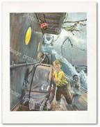 Vintage Art Print 1960 - Illustration - Prints