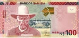 NAMIBIA P. 14 100 D 2012 UNC - Namibie