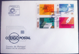 FDC PORTUGAL - Codigo Postal / Postal Code / Zip Code - Porto, 1978 - FDC