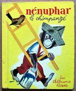 Les Albums Roses, Hachette > NENUPHAR LE CHIMPANZE, Images De Romain Simon - Livres, BD, Revues
