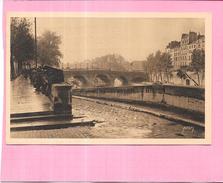DEPT 75 - PARIS... EN FLANANT - Quai Des Grands Augustins Et Pont Neuf - VAN4 - - Autres