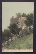 CPA 30 - FONSANGE-LES-BAINS - Ruines De La Tour Des Fées - TB PLAN EDIFICE - Francia