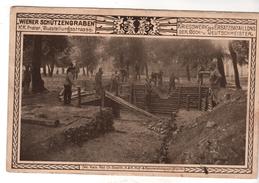 Nr. 3787,  K.u.K. Wiener Schützengraben - Weltkrieg 1914-18