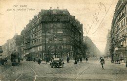 PARIS(3em ARRONDISSEMENT) TRAMWAY - Paris (03)