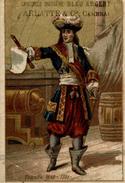 Chromos  CHICOREE INDIGENE ARLATTE  TOURVILLE 1642-1701 - Chromos