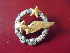 Insigne émaillé Militaire A Identifier. Drago Paris. - Luchtmacht