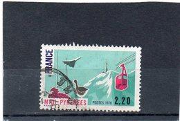 FRANCE       2,20 F       1976   Y&T: 1866     Oblitéré - France