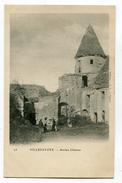 CPA   02  :  VILLESAVOYE    Château  A  VOIR  !!! - Altri Comuni