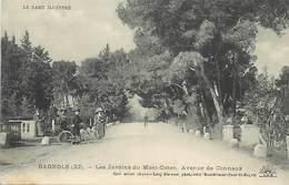 17-361:BAGNOLS (22) -LES JARDINS DU MONT-COTON - AVENUE DE CONNAUX - Bagnols-sur-Cèze