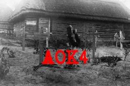 POLEN POLSKA IDALIN KRASNIK Sosnowa Wola Borek 1915 Friedhof Soldatenfriedhof - Polen