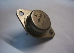 RFRA152 HIFI COMPOSANT ELECTRONIQUE DE DEPANNAGE BDX66C TO3 SCS - Transistoren