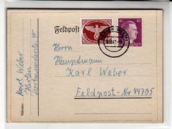 Germany / Feldpost Stamps - Unclassified
