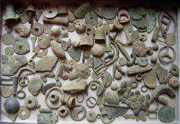 Gros Lot D'objets Divers, En Provenance Du Sud Ouest De La France, Voir Photo - Archeologie