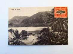 Antique Postcard TONGA : View In VAVAU, Stamp 1931 - Tonga
