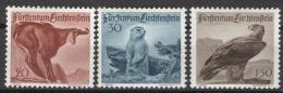 Liechtenstein 249/51 ** Postfrisch