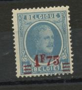BELGIQUE Tp  COURANT N° Yvert 248** - Belgium