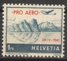 Schweiz 395 ** Postfrisch