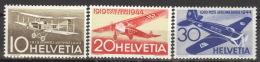 Schweiz 435/37 ** Postfrisch