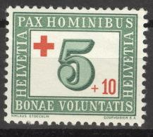 Schweiz 464 ** Postfrisch