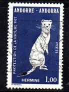 Y2008 - ANDORRA 1977 , Unificato N. 260 Usato .