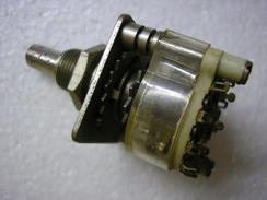 RFRA152 COMPOSANT ELECTRONIQUE DE DEPANNAGE COMMUTATEUR RADIO 1 - Interrupteurs