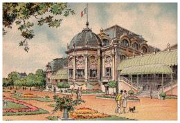 ILLUSTRATEUR  , BARDAY , BARRE DAYEZ , ROYAN , Le Casino Municipal , N° 2161 B - Barday