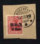 Militärverwaltung In Rumänien,4b,Bs,o,gep. - Besetzungen 1914-18
