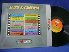 "Jazz & Cinema""33t Vinyle""Compilation""CBS-21109"" - Jazz"