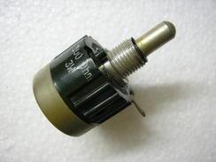 RFRA152 POTAR BOBINER COMPOSANT ELECTRONIQUE DE DEPANNAGE 100H 3W - Composants