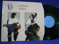 """Partrice Caratini & Marc Fosset""""33t Vinyle""""Boite A Musique"""" - Jazz"""