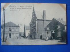 WESEMAEL : Gemeentehuis En Molenstraat  In 1922 - Belgique